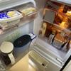 冷蔵庫の整理