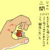 大腸経(LI)2    二間(じかん)