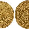 イギリス1356〜61年エドワード3世ノーブル金貨 PCGS MS63