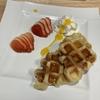 掛川市 リニューアルオープンした大東温泉のカフェのメニューや営業時間まとめ!クロッフルが美味い!