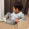 1歳児のテレビをみる態度がでかい件について