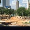海外の建設現場レポート