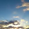 2016年12月30日(金)今朝の空