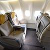 個室化したビジネスクラスが乗客同士の良質なコミュニケーションを奪う。