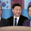 韓国の反応, 安倍「日中韓首脳会議の時、文大統領と会談する」