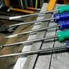 工具を作る(ミニチュアサイズのシカラップ)