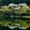 鹿野川湖にて