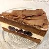 ツッカベッカライ カヤヌマのケーキ。キッシュトルテ、カイザーショコラ、アプフェルシュトゥルーデル、バウムクーヘン。