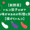 【新野菜】トルコ茄子とは?どんな味がするのか料理してみた。【揚げてトルコ】