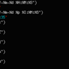 Ruby 日付のフォーマット