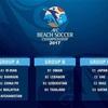 ワールドカップ予選の組み合わせ