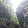 神戸岩 払沢の滝 東京都檜原村