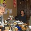 しりあがり寿さん、手塚能理子さんと飲み会