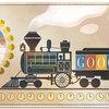 【サンドフォード フレミング 標準時】ロゴが鉄道の理由【Doodle】