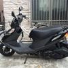 【アドレスV125G】バイクのバッテリーの取り外し方&取り付け方【メンテナンス】