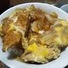 今日の晩飯 かつ丼を作ってみた(^_-)-☆