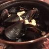 山盛りのムール貝とフリット(フライドポテト)の専門店「ピンゼロカ」@三軒茶屋