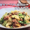 3分クッキング【春キャベツと豚肉の甘みそ炒め】レシピ