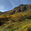 北岳登山 右俣コース 2017.9.30-10.1