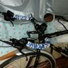 自転車のカスタマイズするよ。