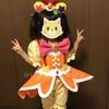【手作り】魔法使いプリキュア! 奇跡の変身! キュアモフルン風 コスプレ衣装②