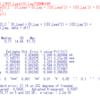 景気動向指数の長期系列データの分析5 - R言語を使って、DI一致指数をDI先行指数とDI遅行指数で回帰分析をする。lm関数、gam関数、rpart関数を使って。