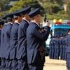 平成30年 山梨県警察年頭視閲式 2018