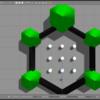 turtlebot3のLiderを用いて指定位置まで自律移動させる