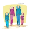 Sketch pad : backpacker family