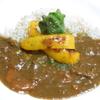 本日の夕食 赤いライジングスター特製 夏野菜のカレーww