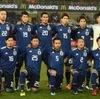 日本代表23名ー!!!