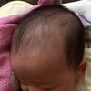 娘が1ヶ月半になりました。成長を息子のときと比べてみる