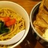 麺屋 蕃茄 (ばんか) トマトチーズつけ麺(チャーシュー増し) 大泉学園駅