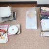 【片づけ祭り】CD・DVDケースを処分しホルダーにまとめて収納(ときめき収納その2)
