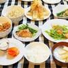 残り物勢ぞろいな日/My Homemade Dinner/อาหารมื้อดึกที่ทำเอง