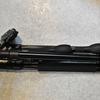 K&F Concept® KF-TM2324にベルボン3Way雲台PHD-55Qを装着
