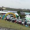 雨のタートルマラソン大会