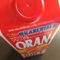 コストコで買えるORANFRIZERの冷凍ブラッドオレンジジュースはおいしい