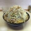 【ラーメン】ラーメン二郎 京成大久保店 みそラーメン+豚100円