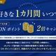 JAL「指定月の国内線FOP2倍キャンペーン」を2019年も実施