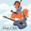 "Angelo Debarreと共演を続けるなぞのギタリスト、Miraldo Vidalと、新アルバム""Nuage d'Italie""。"