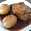 角煮と味玉@日本人の好きな食べ物(・∀・)