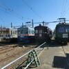 熊本電鉄の電車ふれあいまつり