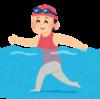 水泳ダイエットをはじめました。