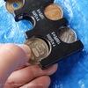 携帯コインホルダー「コインホーム」マネークリップと小銭入れを持ち歩いている方にオススメ出来そうなアイテム