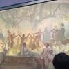 ミュシャ展(国立新美術館)とムットーニ・パラダイス(世田谷文学館)