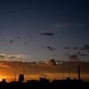 ☀日の出と朝焼けとスカイツリー🌆