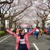 満開の桜並木から海沿いを走るコースが気持ちいい!『日立さくらロードレース10㎞マラソン』を走ろう!&桜フォト。