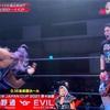 3・16  NEW JAPAN CUP 準々決勝  矢野通 VS EVIL