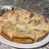 伝統の石窯で焼き上げるシナモンロールがうまい! Hotnu Bakery